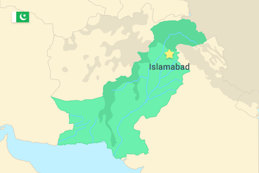 Pakistan big