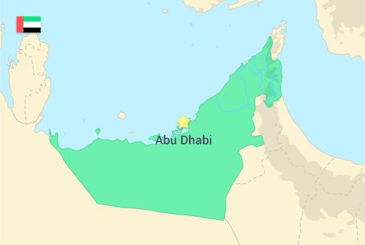 United arab emirates big